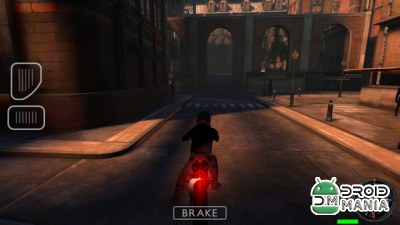 Скриншот City Motorcycle 3D №3