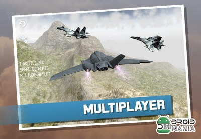 Скриншот Action Flight Simulator 3D №3