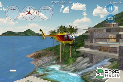 Скриншот Helicopter Flight Simulator 2 №3