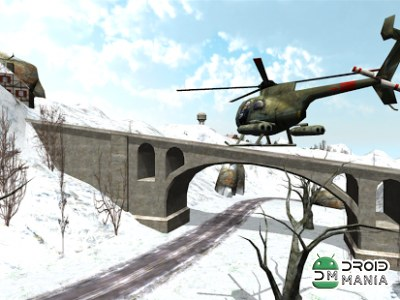 Скриншот Helicopter Rescue Pilot 3D №3