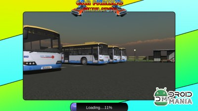 Скриншот Car Parking Simulator 3D №3