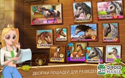 Скриншот Horse Haven World Adventures №3