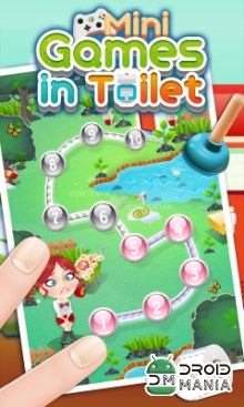Скриншот Toilet Game for Toilet Time №3