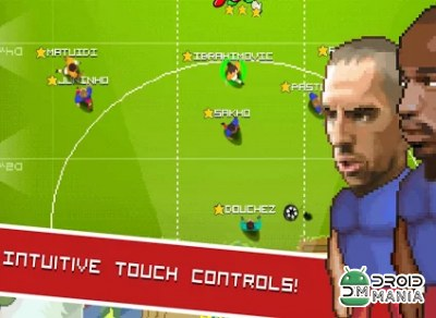Скриншот Football Touch Z Arcade №3