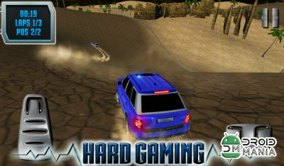 Скриншот SUV Desert Road Racing 4x4 3D / DESERT OFF ROAD №3