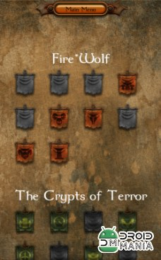 Скриншот The Sagas of Fire*Wolf №3