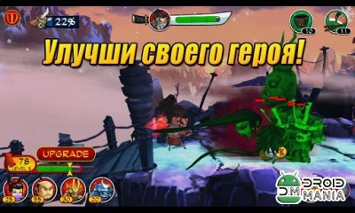 Скриншот Samurai vs. Zombies Defence 2 №4