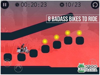 Скриншот BADASS TRIAL RACE FREE RIDE №3