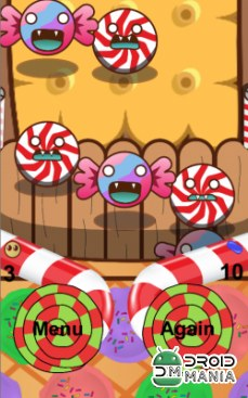 Скриншот Lollipop Castle Defense №3