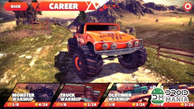 Скриншот Offroad Legends 2 №4