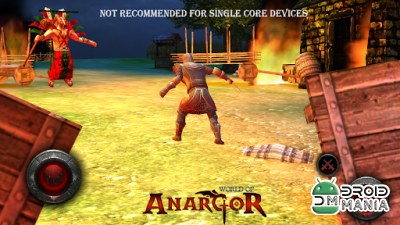 Скриншот World of Anargor 3D №4