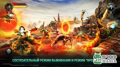 Скриншот Godfire: Rise of Prometheus №3