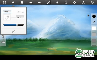 Скриншот SketchBook Pro for Tablet №3