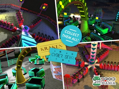 Скриншот Funfair Ride Simulator 3 №3