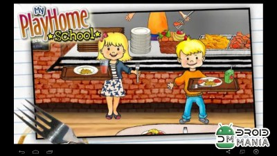 Скриншот My PlayHome School №3