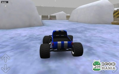 Скриншот Toy Truck Rally 3D №4