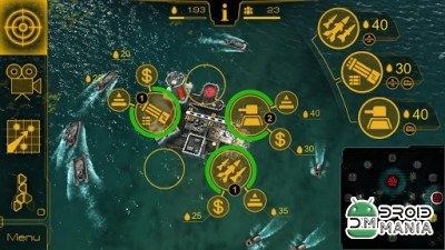 Скриншот Oil Rush: 3D naval strategy №4