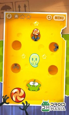 Скриншот Cut The Rope №3