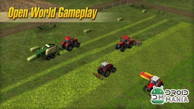 Скриншот Farming Simulator 14 №3
