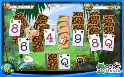 Скриншот Fairway Solitaire (Full) №3
