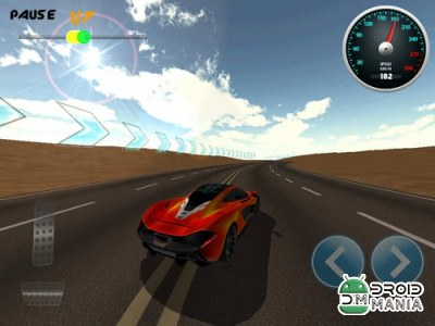 Скриншот Burning Wheels 3D №3