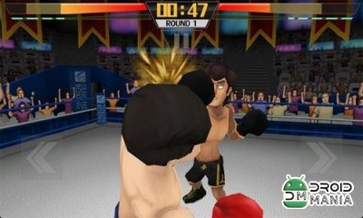Скриншот Pro 3D Boxing / Super Boxing: City Fighter №4