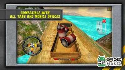 Скриншот HILL CLIMB TRANSPORT 3D №4
