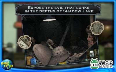 Скриншот Mystery Case Files: Shadow Lake №4