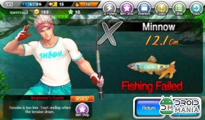 Скриншот Fishing Superstars: Season 2 №4