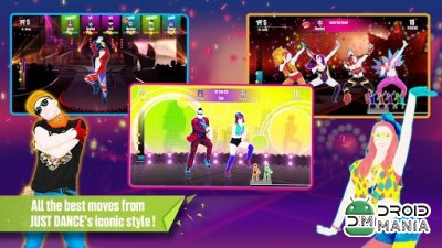 Скриншот Just Dance Now №4