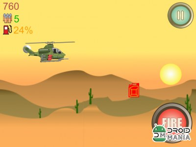 Скриншот Helicopter Assault Global War №4