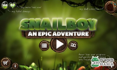 Скриншот Snailboy - An Epic Adventure №1
