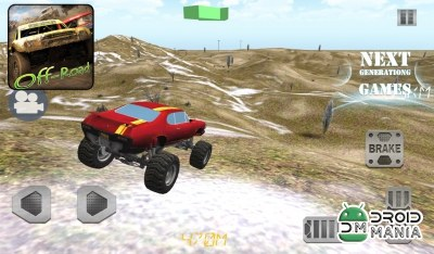 Скриншот 4х4 Off Road: Race With Gate №4