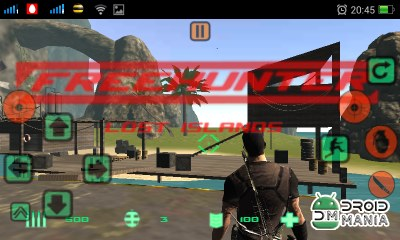 Скриншот Freehunter Lost Islands HD №4