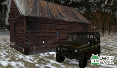 Скриншот Russian Winter Offroad Racer №4