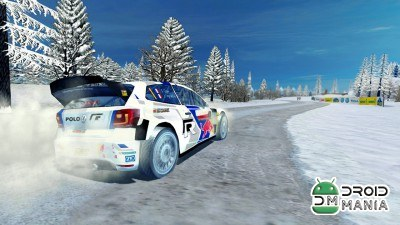 Скриншот WRC The Official Game №4