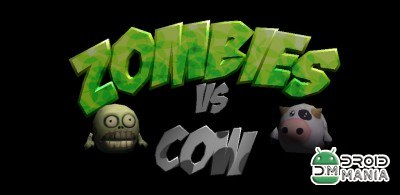 Скриншот Zombies VS Cow 3D №1