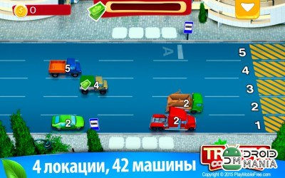 Скриншот Traffic Conductor: Car Control / Трафик: Управляй Автомобилями №4