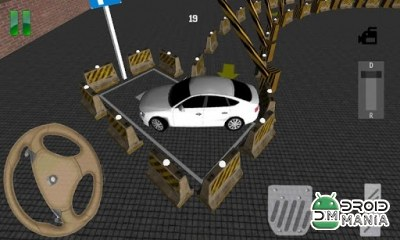 Скриншот Speed Parking 3D №4