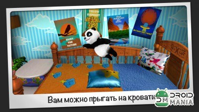 Скриншот Teddy the Panda №4