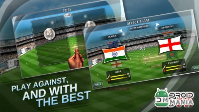 Скриншот Real Cricket 14 №4