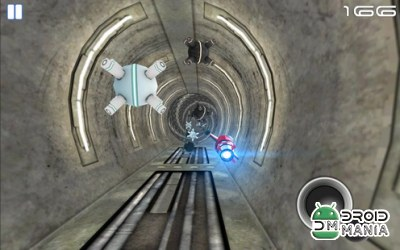 Скриншот Tunnel Trouble 3D №4