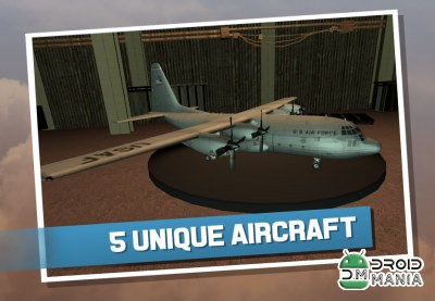 Скриншот Action Flight Simulator 3D №4