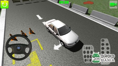 Скриншот Car Parking Simulator 3D №4