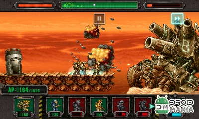 Скриншот METAL SLUG DEFENSE №4