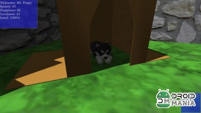 Скриншот Cute Pocket Puppy 3D №4