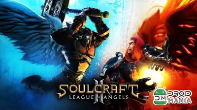 Скриншот SoulCraft 2 - League of Angels №1
