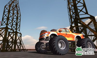 Скриншот Monster Truck Parking №4