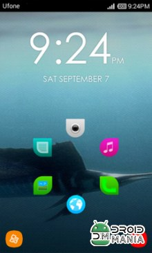 Скриншот Jolla Launcher (Sailfish OS) №1