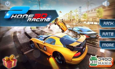 Скриншот Car Rivals: Real Racing №1